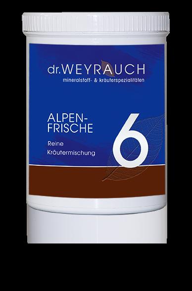 Nr. 6 Alpenfrische