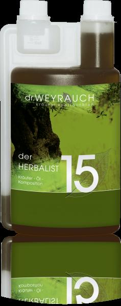 Nr. 15 Herbalist